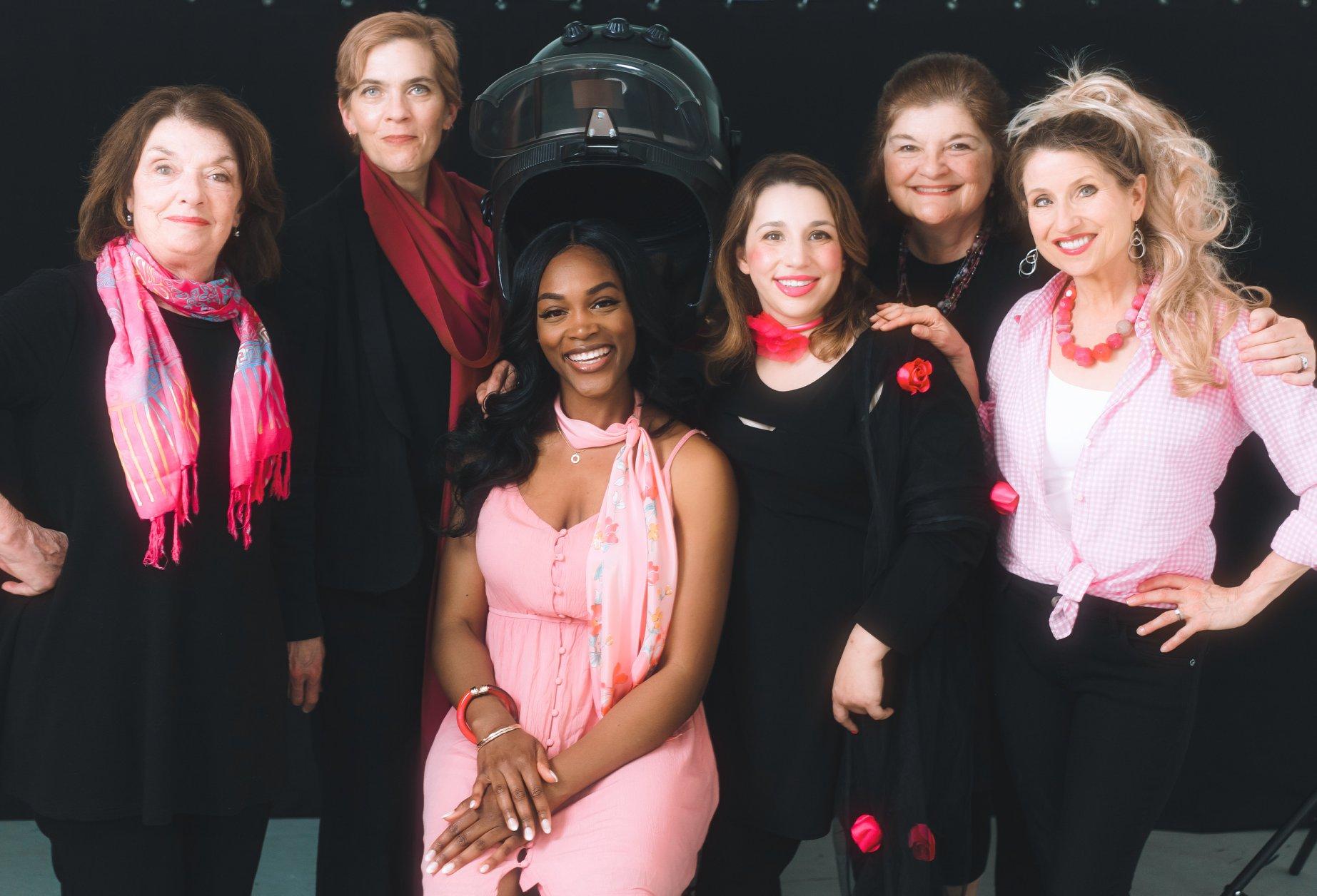 Hub Theatre Company of Boston Steel Magnolias full cast