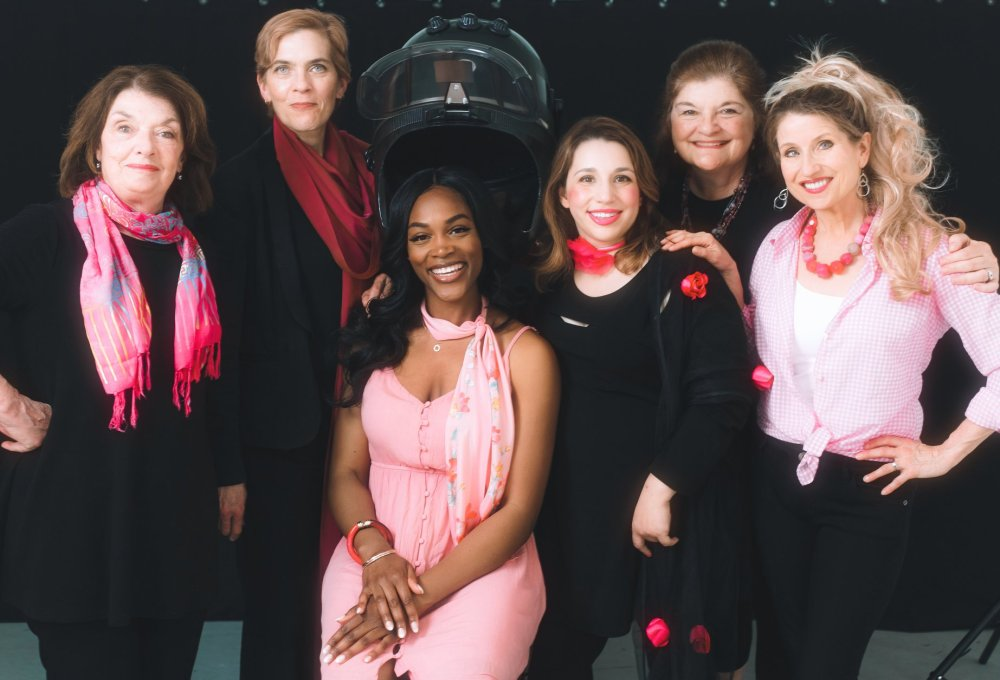 Hub Theatre Company of Boston Steel Magnolias full cast