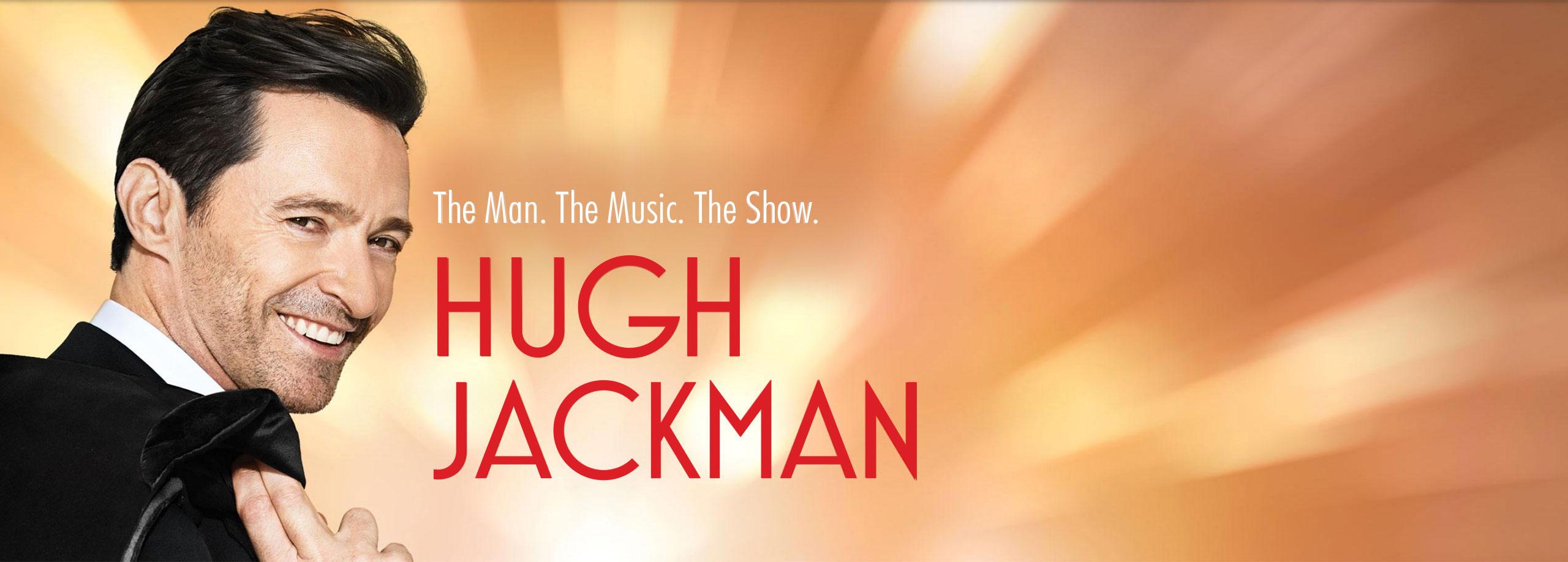 Hugh Jackman the Tour