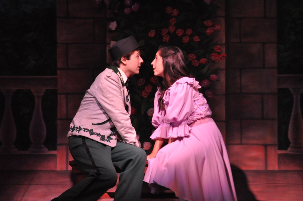 Reagle Music Theatre's The Sound of Music Sixteen Going on Seventeen