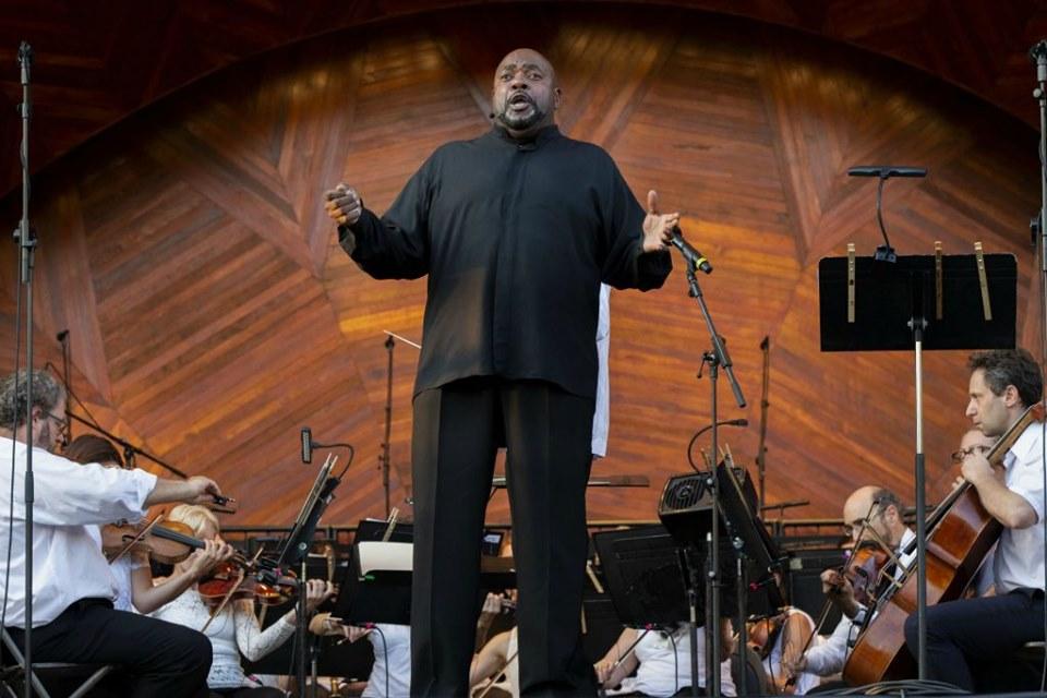 Boston Landmarks Orchestra Alvy Powell