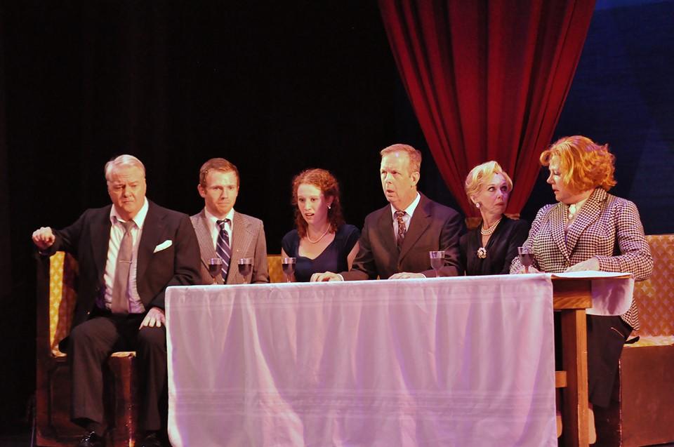 Reagle Music Theatre of Greater Boston La Cage aux Folles Dinner