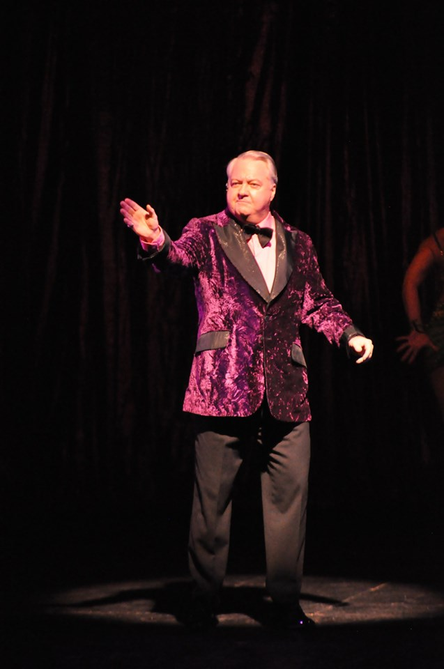 Reagle Music Theatre of Greater Boston La Cage aux Folles J.T. Turner as Georges