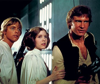 Star Wars A New Hope