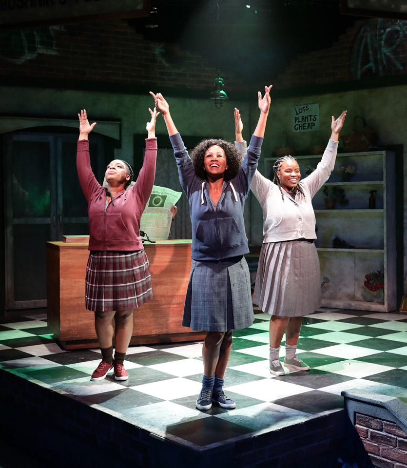 Lyric Stage's Little Shop of Horrors Trio