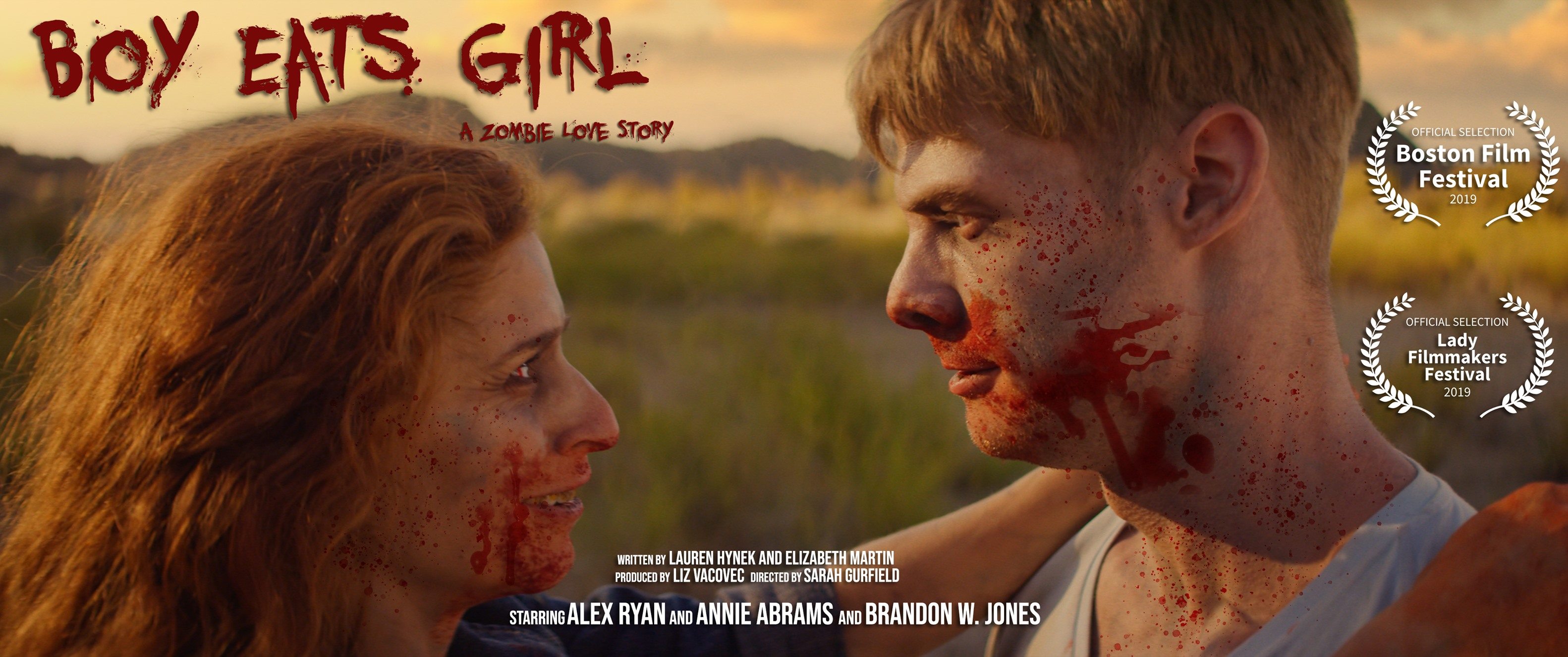 Boston Film Festival 'Boy Eats Girl: A Zombie Love Story'