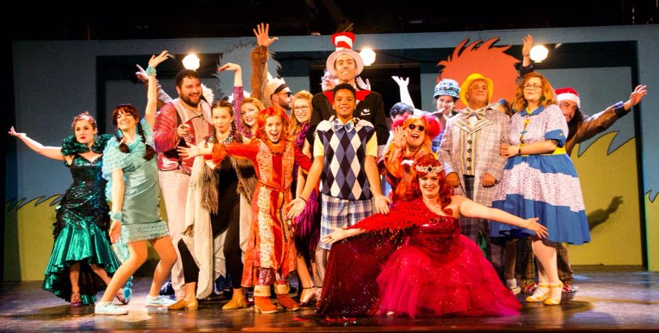 HCMT Seussical cast