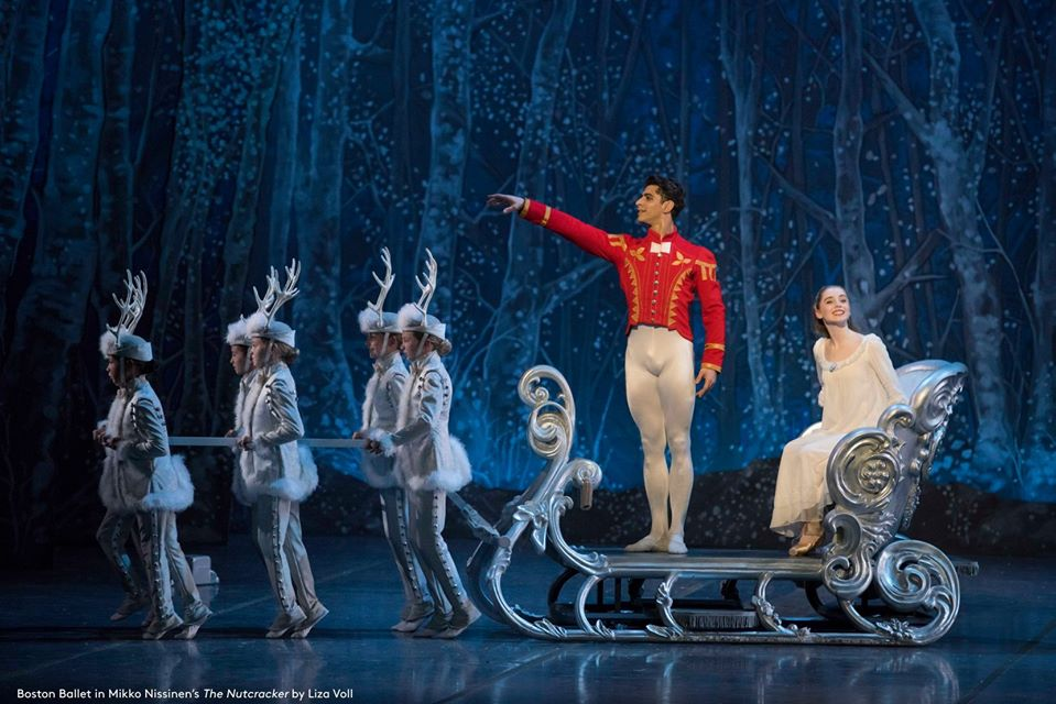 Boston Ballet The Nutcracker By Liza Voll