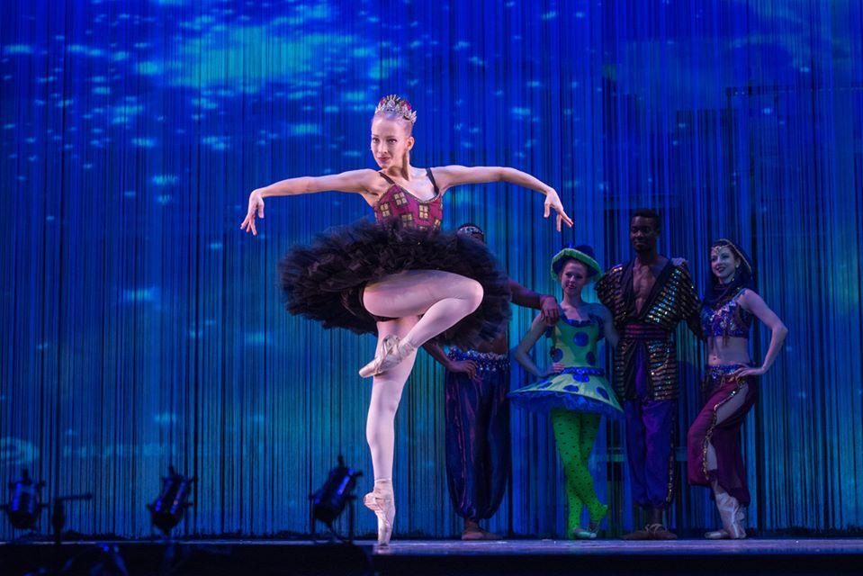 Urban Nutcracker Ballet with edge