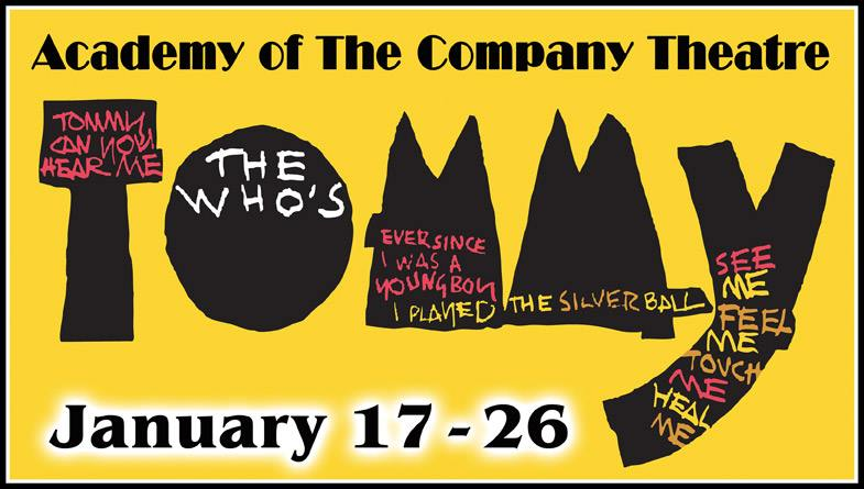 Company Theatre's The Who's Tommy