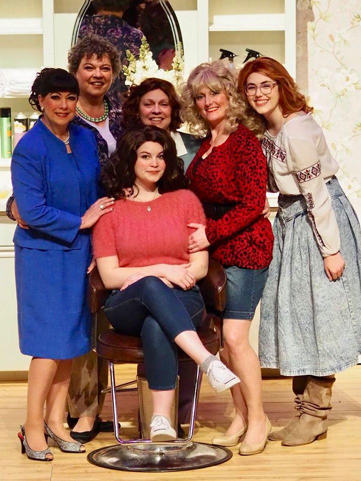 Company Theatre Steel Magnolias cast 2