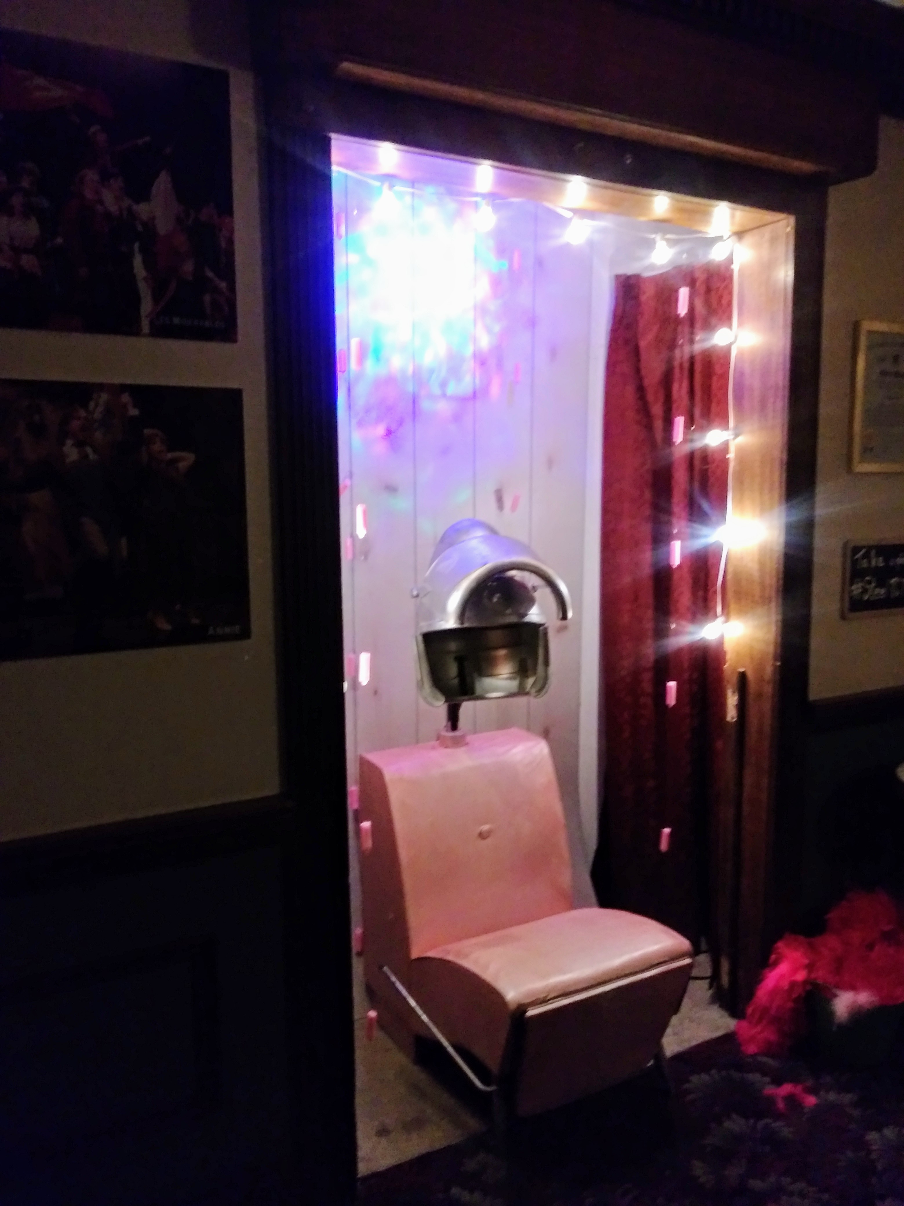 Company Theatre photo booth