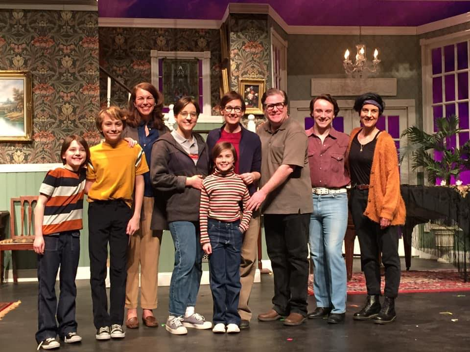 The Company Theatre Fun Home Full Cast